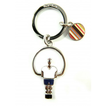 Paul Smith Soccer Player PS Key Ring