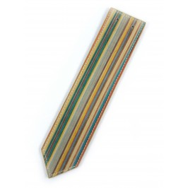 Paul Smith Bookmark lined with Paul Smith signature