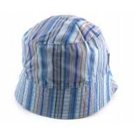 Brand New Paul Smith Reversible Multi-stripe bucket beach Hat ( size M )