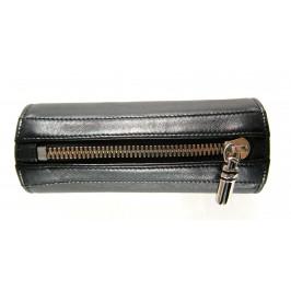 Montblanc Platinum pouch, astuccio multi uso con zip 13x5