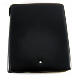 Late '90 Montblanc used Meisterstück Organizer large size A5 with zip closure