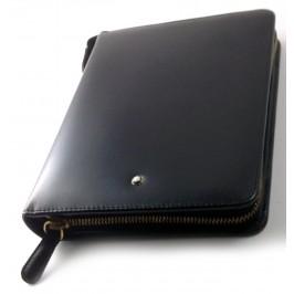 Late '90s Meisterstück Organizer Agenda Diary A6 with zip