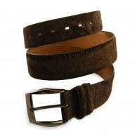 Hippopotamus Belt for Man 4cm width