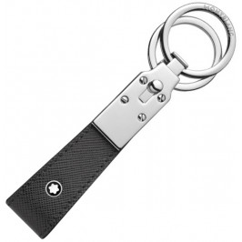 Montblanc Sartorial Key Fob with two Metal Rings