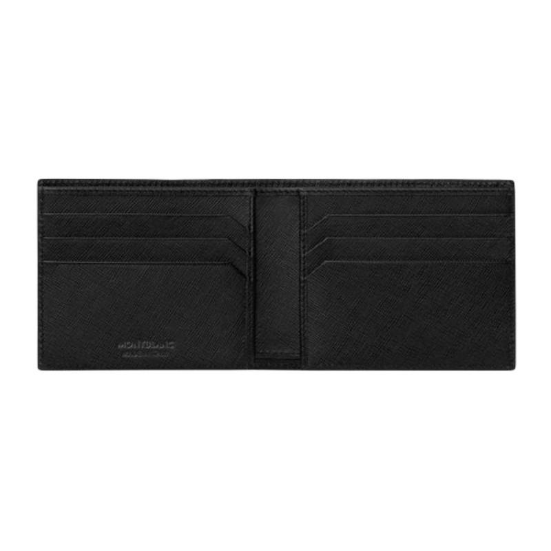 acquisto economico migliore qualità per comprare nuovo Montblanc Black Sartorial Wallet 3cc and Coin Case - La ...