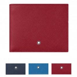 Montblanc Portafoglio Sartoriale con 6 tasche: scelta colore