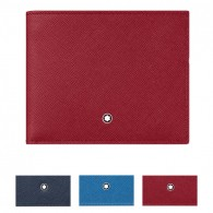 Montblanc Sartorial Red Wallet 6cc