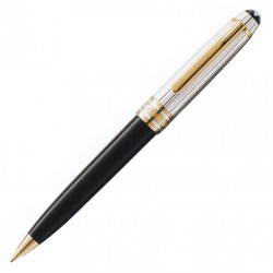 Montblanc Meisterstück Mechanical Pencil Solitaire Doué Sterling Silver Mozart HàWAM