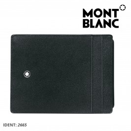 Montblanc Meisterstück Pocket 4cc Credit Card Holder & ID Card Holder
