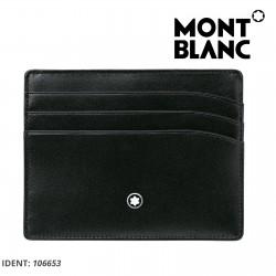 Montblanc Meisterstück Men's Credit Card Pocket 6cc