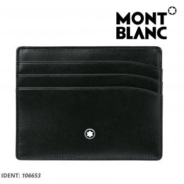 Montblanc Meisterstück Men's 6cc Credit Card Pocket