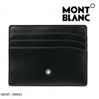 Montblanc Meiserstück porta carte di credito da uomo 6 scomparti , 6cc e 1 tasca extra