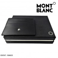 Montblanc Meisterstück Men's 6cc Credit Card Pocket
