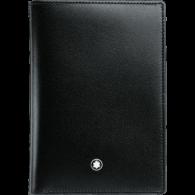 Montblanc Portafoglio Verticale Meisterstück 4 scomparti c/card
