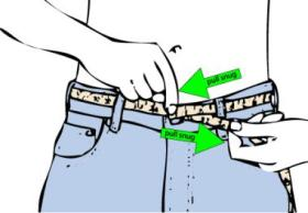 Belt Size Explained